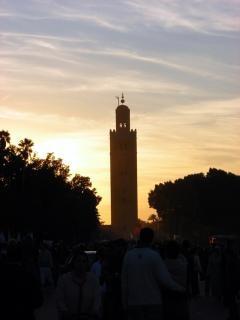 Marrakech koutoubia Kostenlose Fotos