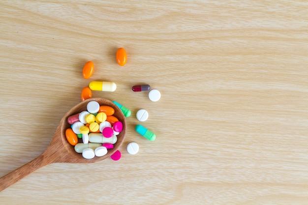 Medizin pille und kapsel Kostenlose Fotos