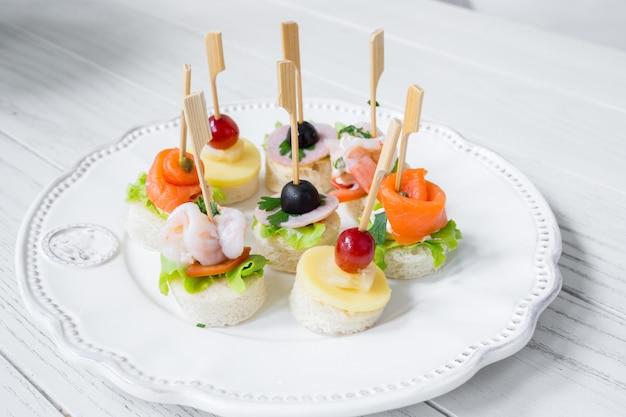 Meeresfrüchte-cocktail Premium Fotos