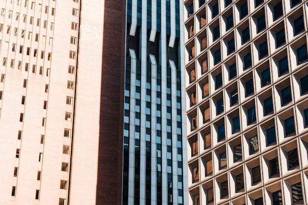 Mehrstöckige wohntürme Kostenlose Fotos