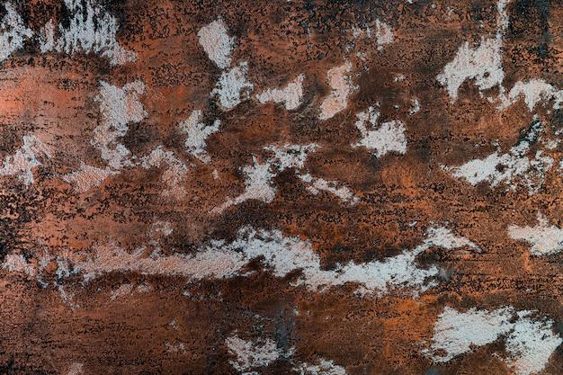 Metalloberfläche mit rost und flecken Kostenlose Fotos