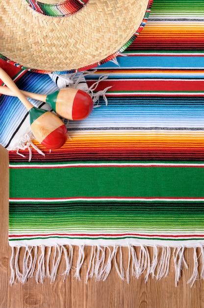 Mexikanische elemente über den boden Kostenlose Fotos