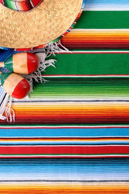 Mexikanische typische elemente Kostenlose Fotos