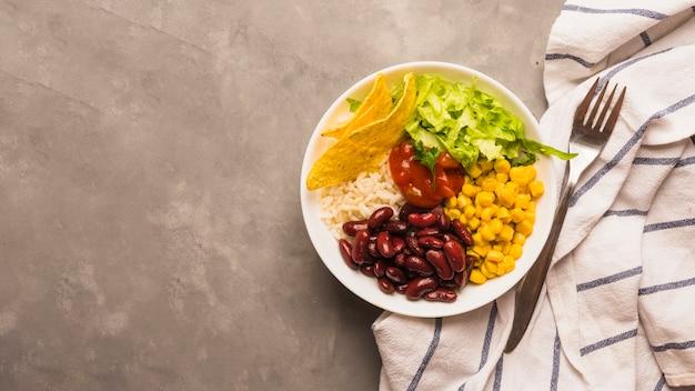 Mexikanischer salat Kostenlose Fotos