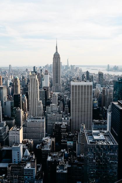 Midtown, manhattan, new york city, usa Kostenlose Fotos