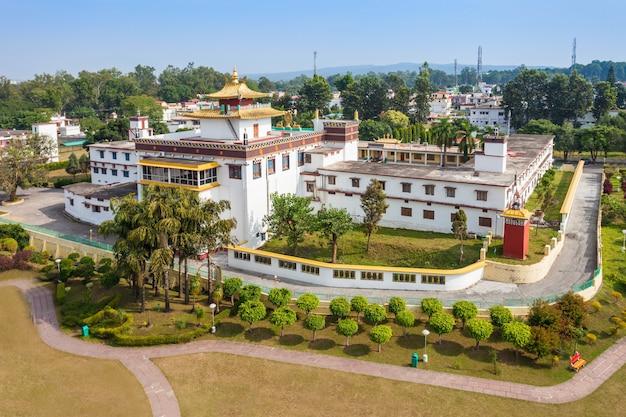 Mindrolling kloster, dehradun Premium Fotos