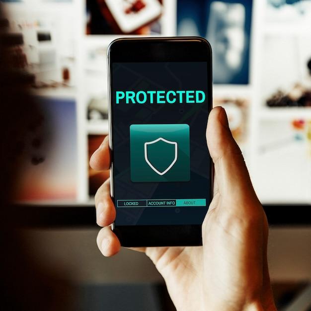 Mobile sicherheit Kostenlose Fotos