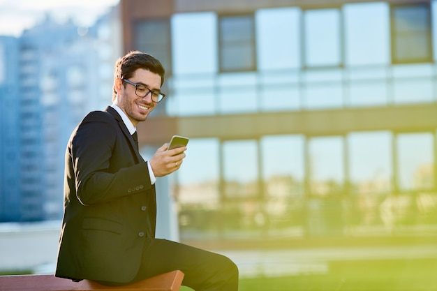 Mobiler manager Kostenlose Fotos