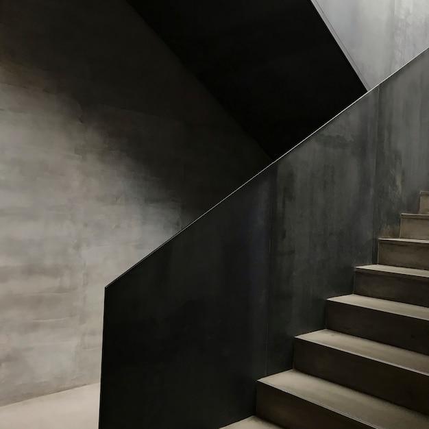 Moderne betontreppe Kostenlose Fotos