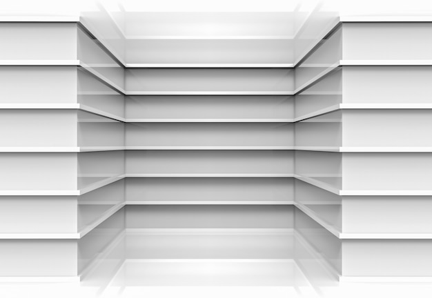 Moderne parallele graue platten entwerfen eckwandhintergrund. Premium Fotos