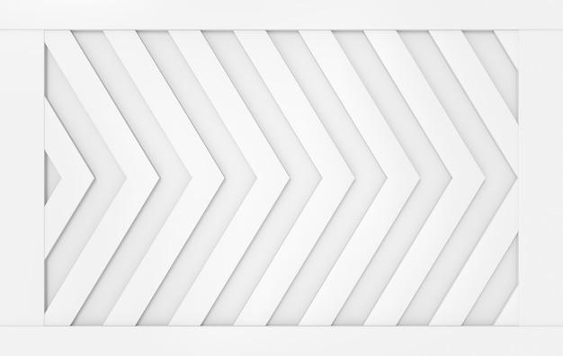 Moderner grauer dreieckpfeilmuster-wandgestaltungshintergrund. Premium Fotos