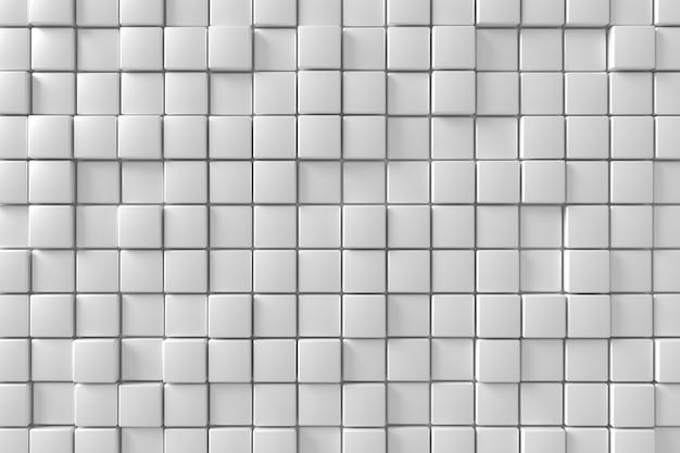 Moderner mosaikwandhintergrund Premium Fotos