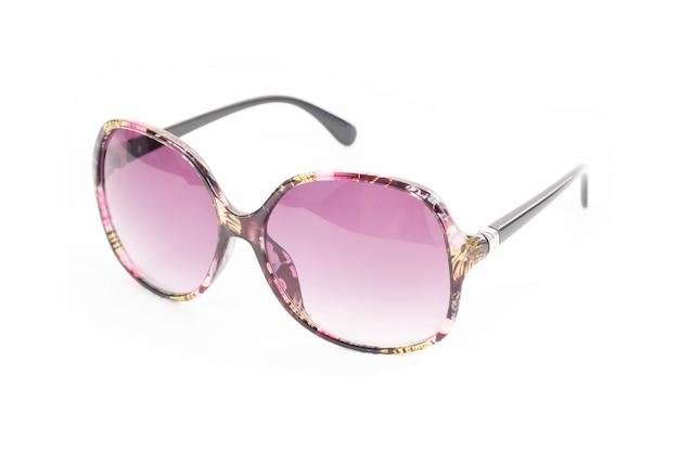 Modische sonnenbrille für frauen. Premium Fotos