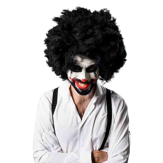 Mörder-clown Kostenlose Fotos