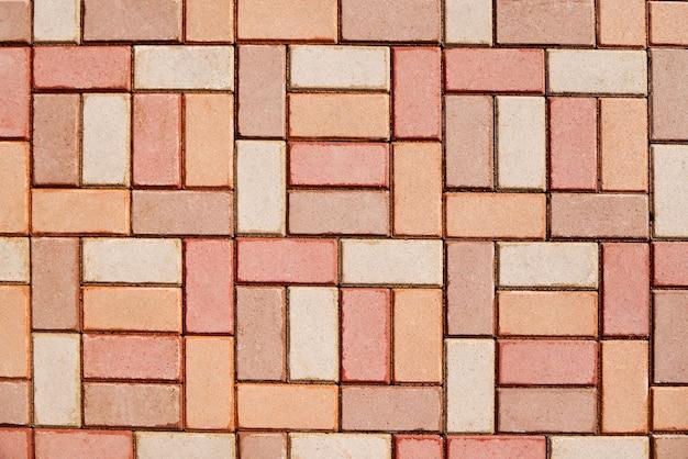Mosaikgranit-pflasterungshintergrund Premium Fotos
