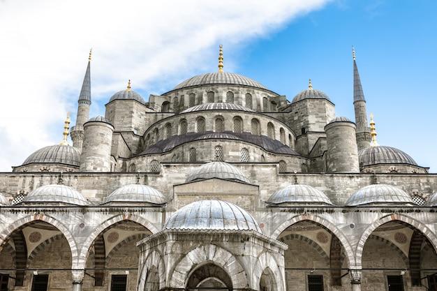 Moschee in istanbul Premium Fotos