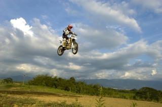 Motocross, gleiten Kostenlose Fotos