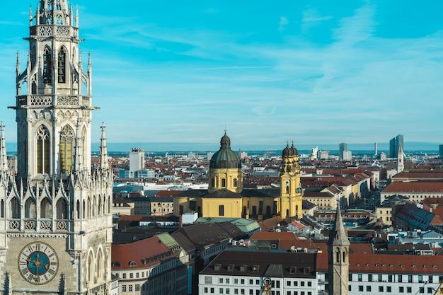München marienplatz Kostenlose Fotos