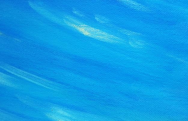 Multi farbenölfarben-bewegungs-zusammenfassungshintergrund des blauen himmels. Premium Fotos