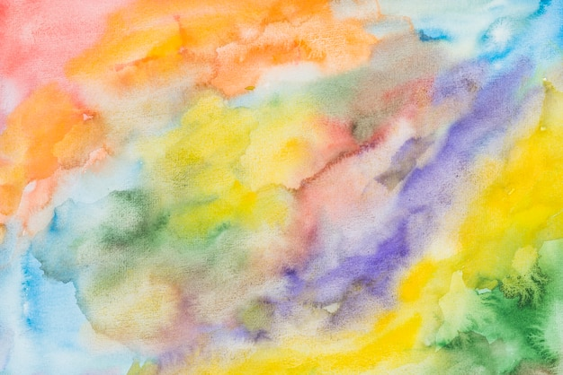 Multi farbiger abstrakter beschaffenheitshintergrund Kostenlose Fotos