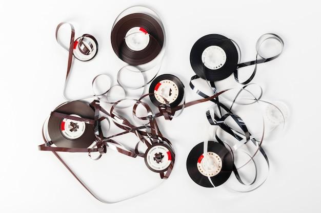 Musik-tonband Premium Fotos
