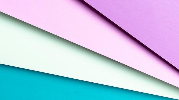 Muster aus coolen farbtönen Kostenlose Fotos