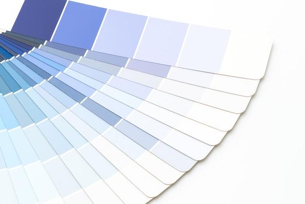 Musterfarben katalog pantone Premium Fotos