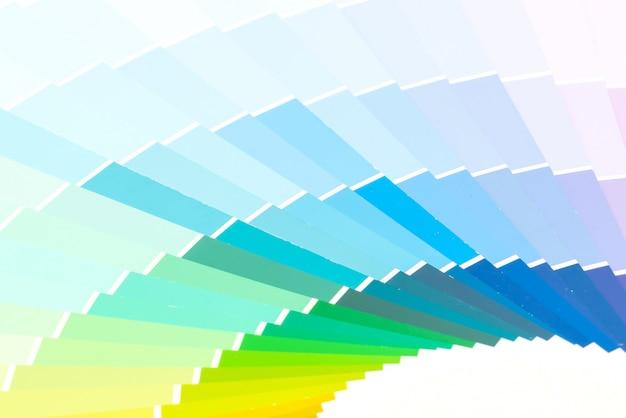 Musterfarbenkatalog pantone Premium Fotos