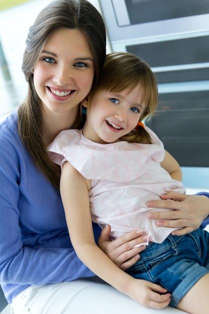 Mutter Und Tochter Bilder