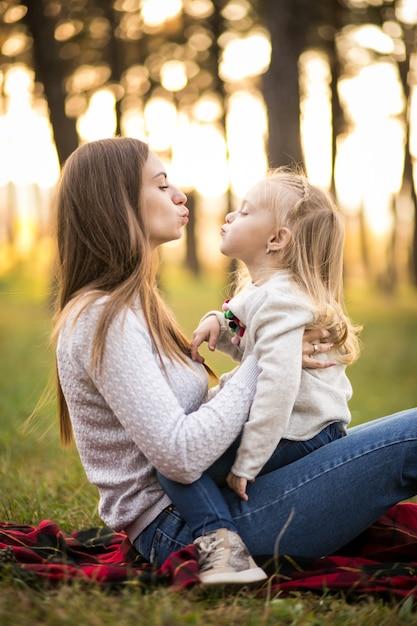 Mutter und tochter   Kostenlose Foto