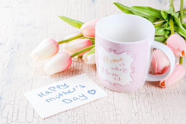 Muttertag-konzept Premium Fotos