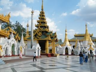 Myanma architektur Kostenlose Fotos