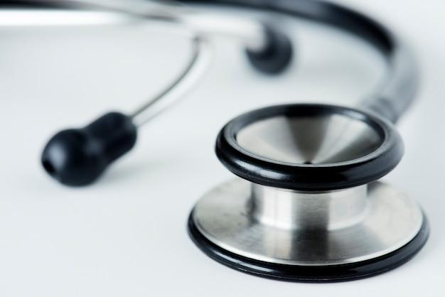 Nahaufnahme des stethoskops Kostenlose Fotos