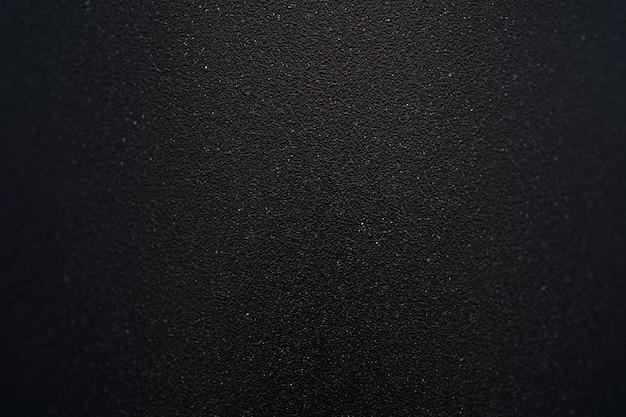 Nahaufnahme full frame shot schwarz matt metallic textur metall hintergrund Premium Fotos