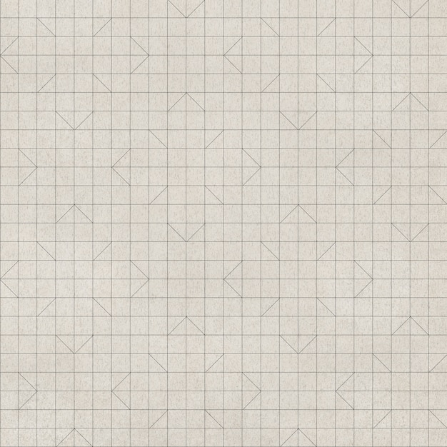 Nahtloser geometrischer hintergrund. muster auf papier textur Premium Fotos