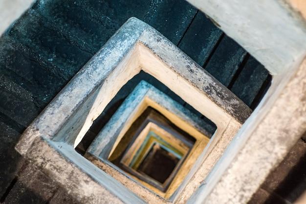 Naples underground, italien Premium Fotos