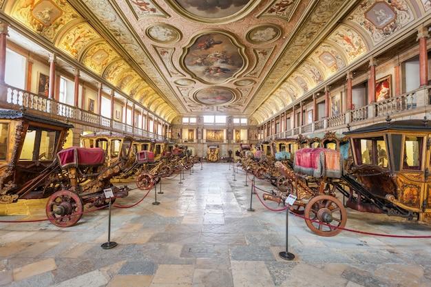 Nationales kutschenmuseum Premium Fotos