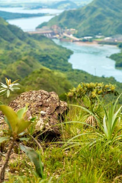 Nationalpark serra canastra brasilien Premium Fotos