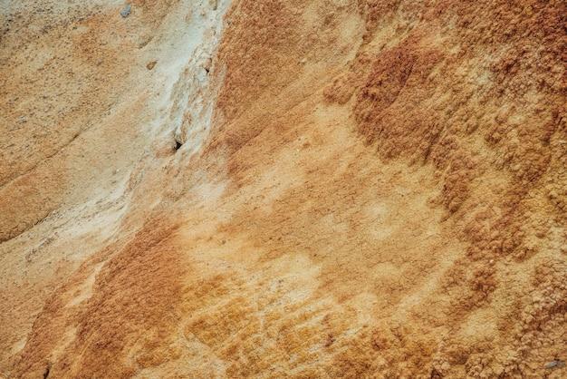 Natur rissiger trockener gebiete natürliche bodentextur Premium Fotos