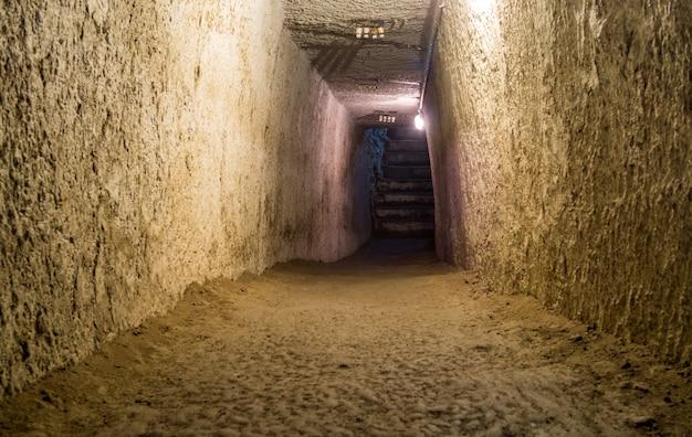 Neapel undergroundm, italien Premium Fotos