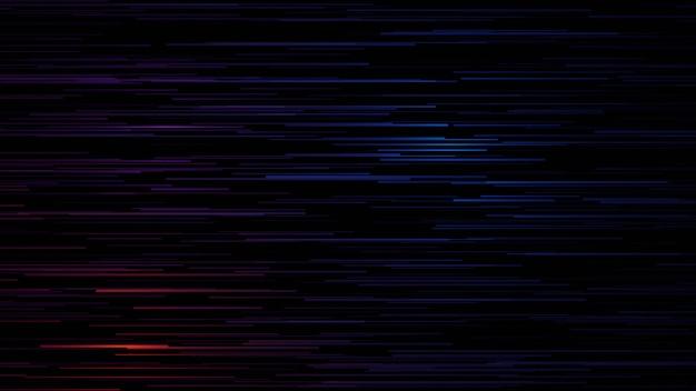 Neonstreifen cyberpunk hintergrund Premium Fotos