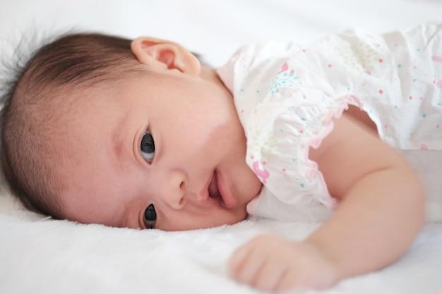 Baby 2 Monate Sabbert Viel