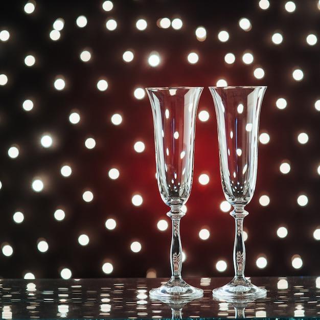 Neujahr feierlichkeiten Premium Fotos