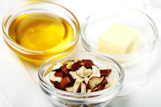 Nüsse und honig Kostenlose Fotos