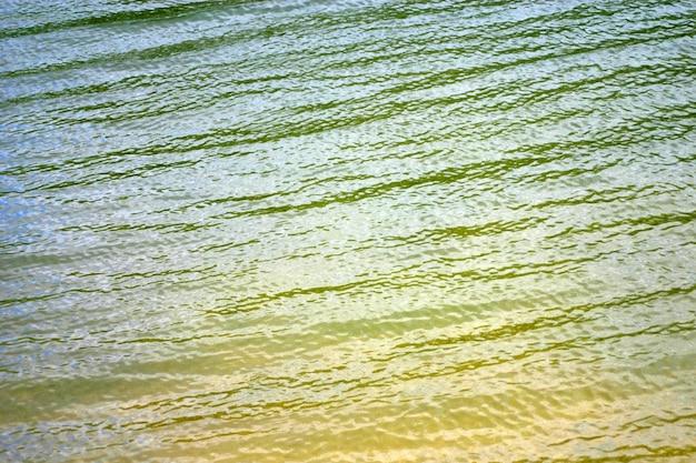 Oberflächenstruktur wasser Premium Fotos