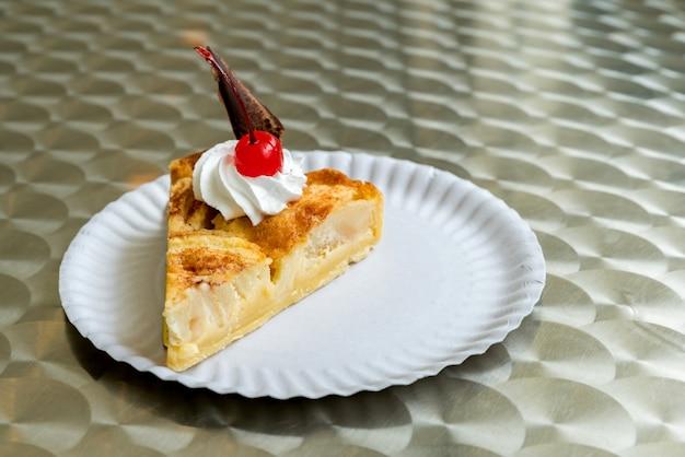 Obstkuchen-torte Premium Fotos