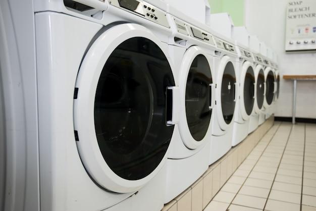 Öffentlicher wäschereidienst Premium Fotos