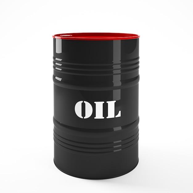 Öl barell Premium Fotos