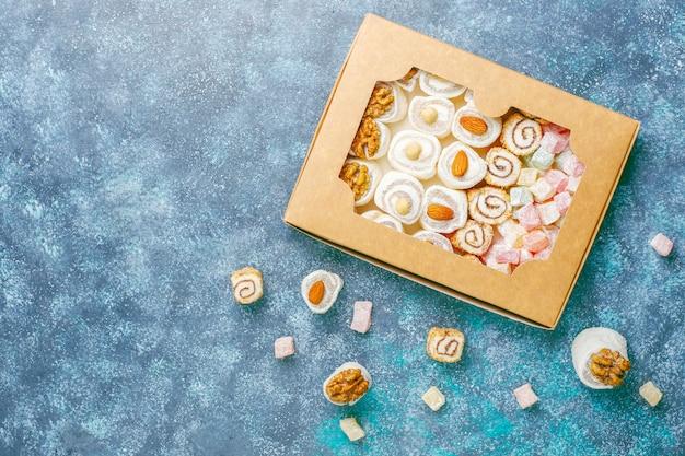 Östliche süßigkeiten. Kostenlose Fotos