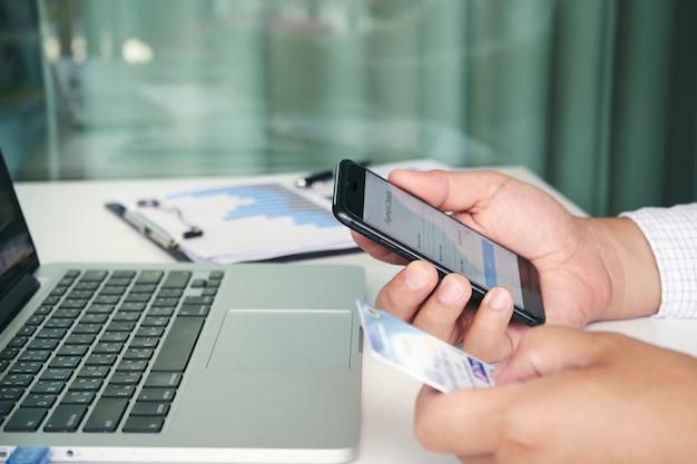 Online-shopping-konzepte Premium Fotos